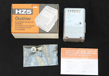 Braun Ölzähler HZ 5 0,7-40 l/h für alle Brennerfabrikate leicht nachrüstbar