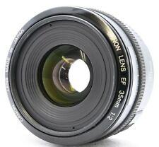Canon EF 35mm F/2 Lens Excellent No. 215292