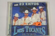 23 Exitos Los Tucanes De Tijuana Music CD