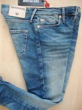 TRUE RELIGION Jeans LIV Relaxed Skinny Damen Röhren Jeanshose Gr.30 NEU ETIKETT