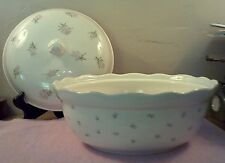 """NEW Westbury Court """"Stephanie"""" by Jessica McClintock Round Covered Vegetable Bow"""