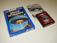 Atari 2600 ~ Space Invaders ~ CX2632P ~ Boxed / Complete ~ Blue Box