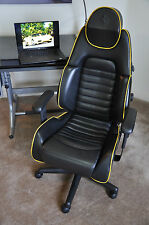 Ferrari 360 Spider Leather Car Seat Executive Manager Office Gaming Race Chair