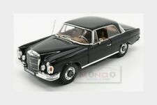 Mercedes Benz S-Class 280Se Coupe 1969 Black NOREV 1:18 NV183432