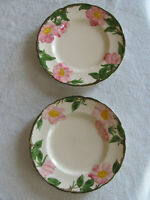 Franciscan China Desert Rose - Made in USA - Set of 2 Salad Plates