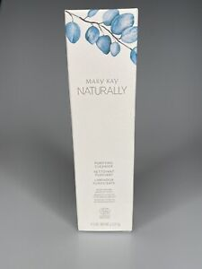 Mary Kay Naturally Purifying Cleanser Suitable For Sensitive Skin FREE SHIPPING*