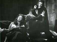 BARBARA STEELE LA MASCHERA DEL DEMONIO  BLACK SUNDAY 1960 PHOTO ORIGINAL #2