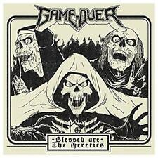 Game Over - Blessed Are The Heretics (NEW CD EP)