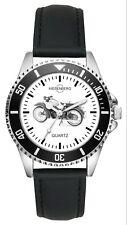 Geschenk für Kreidler Florett Super Fans Fahrer Kiesenberg Uhr L-2382