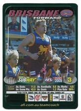 2005 Teamcoach Subway Captain Wildcard (C-02) Michael VOSS Brisbane