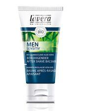 LAVERA hommes Sensitiv Calmant Baume Après-Rasage - évite peau ROUGEUR - Naturel
