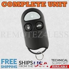 Keyless Entry Remote for 2000 2001 Nissan Altima Car Key Fob Control