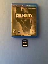 Call of Duty : Black Ops Declassified for Playstation Vita PS Vita US/Canada