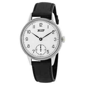 Tissot Heritage Hand Wind Silver Dial Men's Watch T119.405.16.037.00