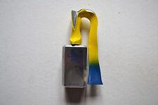"""ALLEN JONES - Sculpture en alluminium pour le parfum """"Les beaux arts """" 1993 ."""