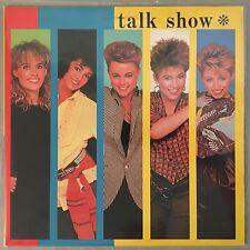 GO GO'S - Talk Show (Vinyl LP) 1979 SP70041
