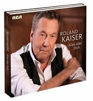 ROLAND KAISER Alles Oder Dich (incl. Bonustrack) (Deluxe Edition)  CD NEU & OVP