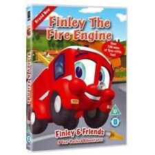 [DVD] Finley The Fire Engine