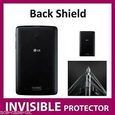 LG G Pad 7.0 Tablet INVISIBLE Screen Protector Shield - BACK BODY Military Grade
