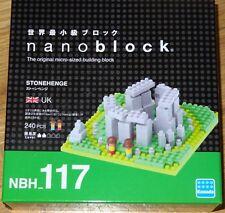 Stonehenge Nanoblock Micro-Sized building block construction brick NBH117 Kawada