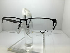 RAY BAN RB 6335 2503 54MM MATTE BLACK