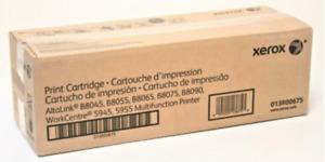 Xerox 013R00675 Toner Cartridge Black Genuine