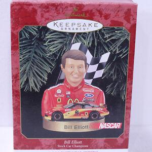 Bill Elliott 1999 Hallmark Keepsake Ornament #3