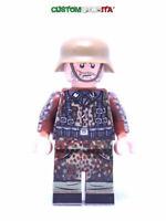 Lego Custom WW2 DOT44 CAMO German -Full Body Printing -NEW- Custombrickita