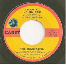 DRAMATICS 45  Choosing Up On You / Door To Your Heart - NM