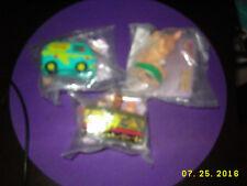 Burger King Cartoon Network Scooby-Doo Toys  Lot of 3