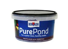 Garden Pond Pure Pond Balls 500ml Treats Up To 10,000 lts Natural Bacteria