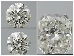 1,53ct natural diamonds with gia certificate and laserinscription