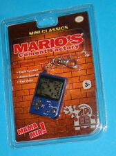 Mini Classics Mario's Cement Factory - Nintendo New Nuovo Sealed