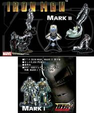 Ezhobi Ironman DTA Dynamic Theater Arts Mark I II Set of 6 Figure Marvel New