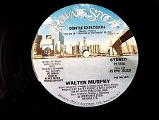 "PROMO  WALTER MURPHY 45 RPM 12"" GENTLE EXPLOSION / DANCE YOUR FACE OFF NM"