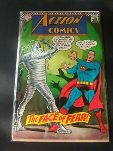DC Action Comics, Vol. 1 # 349 (1st Print)
