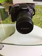 Canon EOS 600D 18-135 Objektiv
