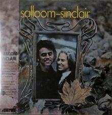 Salloon Sinclair-same US psych mini lp cd