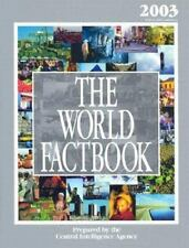 The World Factbook 2003: (Cia's 2002 Edition) (World Factbook)-ExLibrary