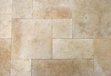 Angebot: Travertin Medium ,Römischer V. x 3cm,Gehwegplatten,Terassenplatten