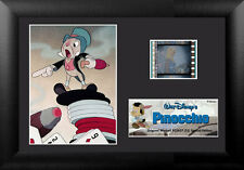 Film Cell Genuine 35mm Framed & Matted Disney Pinocchio Special Edition USFC5857