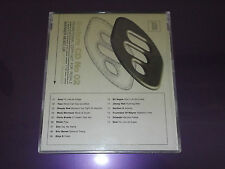 WARNER MUSIC ~ In store Promo CD No.02,15 track album,Seal,Yazz,Simply Red etc