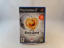UEFA EURO 2004 PORTUGAL EUROPEI SONY PS2 PLAYSTATION 2 PAL EUR ORIGINAL COMPLETO
