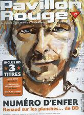 PAVILLON ROUGE N°17. Novembre 2002.