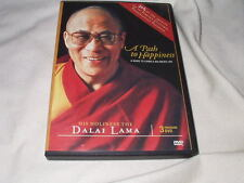 Dalai Lama: A Path to Happiness DVD A Guide To Living a Balanced Life Buddhism