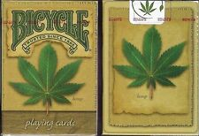 Bicycle Hemp Playing Cards - Eco Edition - SEALED