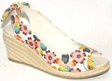 I Love Billy Floral Heels for Women