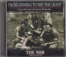 Im Beginning to See the Light- Best of WW2 40s Dance CD KEN BURNS WAR Soundtrack