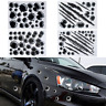 Car Bullet Holes Stickers Funny Prank Decals Fake Bullets Scratch Hole Vinyls