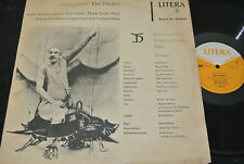 PETER HACKS Aristophanes - Der Frieden / DDR LP 1964 LITERA 860050